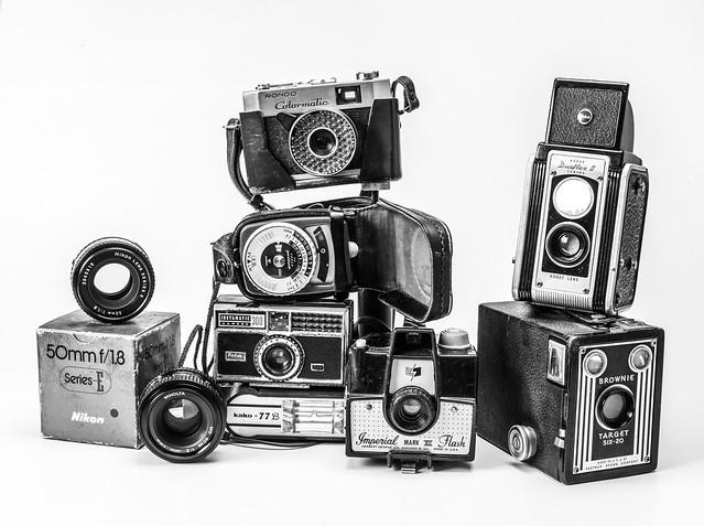 Camera Pile a