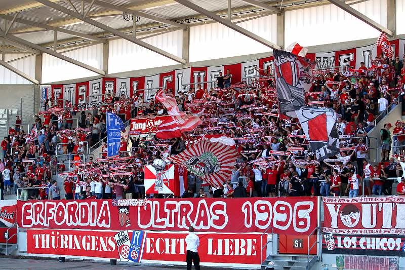 25.09.2016   FC Rot-Weiß Erfurt vs. MSV Duisburg 0-1 , Foto: Frank Steinhorst - Pressefoto