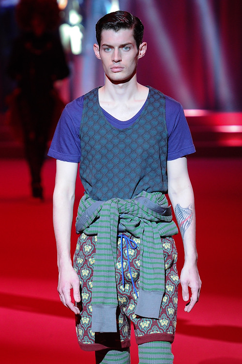 Wilson Steve3010_SS13 Tokyo FACETASM(Fashion Press)