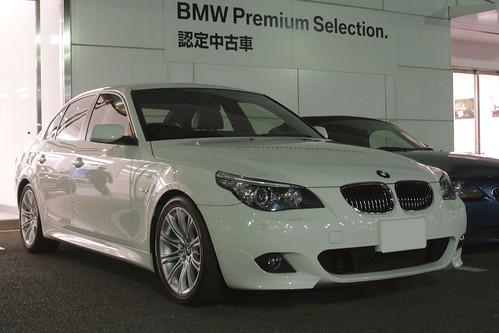 BMW E60 1st day