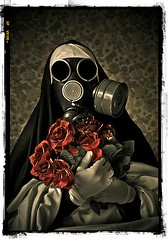 personal protective equipment, clothing, gas mask, costume, poster, illustration, mask,