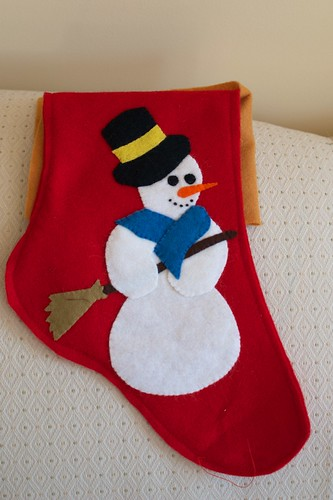 The original stocking inspiration