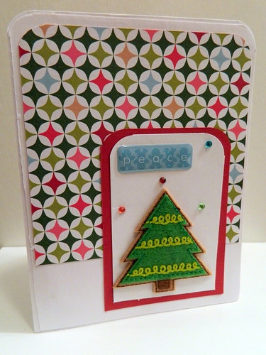 Christmas Swap Card From Maggie
