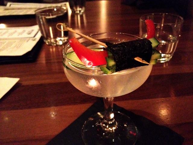 Sunomono Cocktail