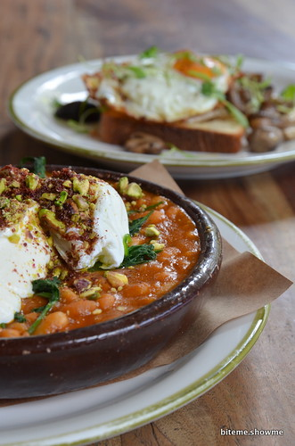 The Grounds of Alexandria - Turkish Style Eggs