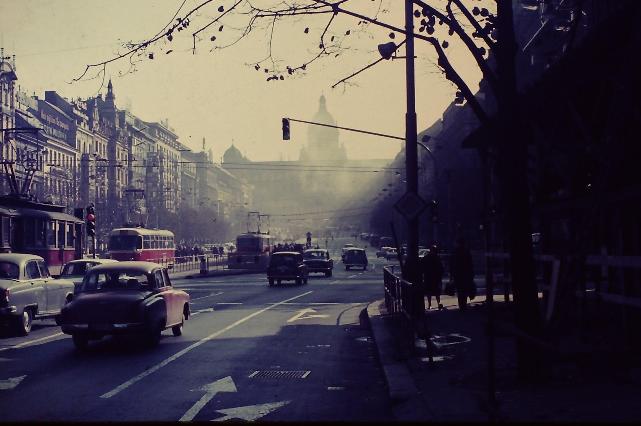 PRAHA Oct. 1970 pic25