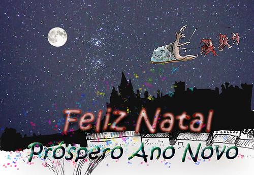 Postal Natal Évora