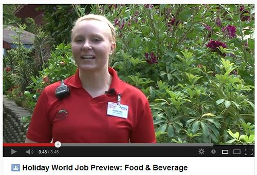 Food & Beverage video job description