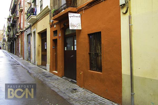restaurante Goliard, Barcelona