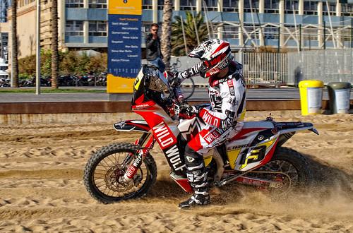 Presentación Wild Wolf Dakar 2013