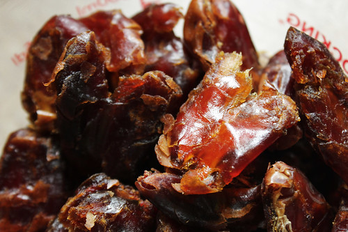 dates, for sweetness