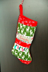 Lincoln's Stocking