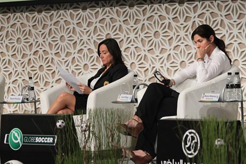 Laura Masi and Monia Materazzi