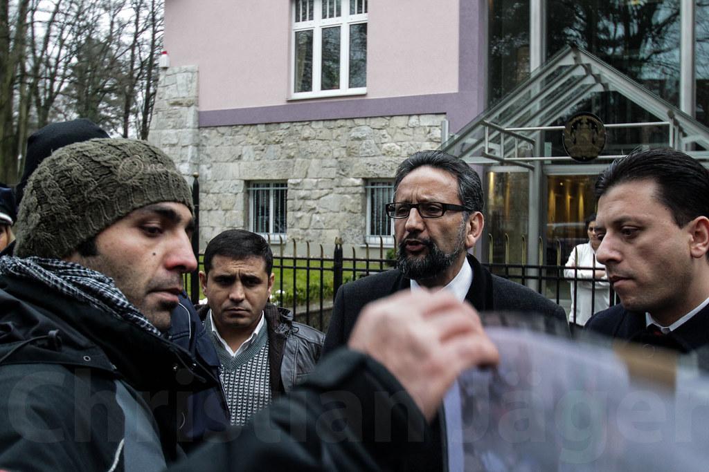 Afghanische Konsulat