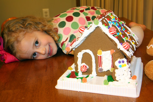 Auttie-and-Gingerbread-House
