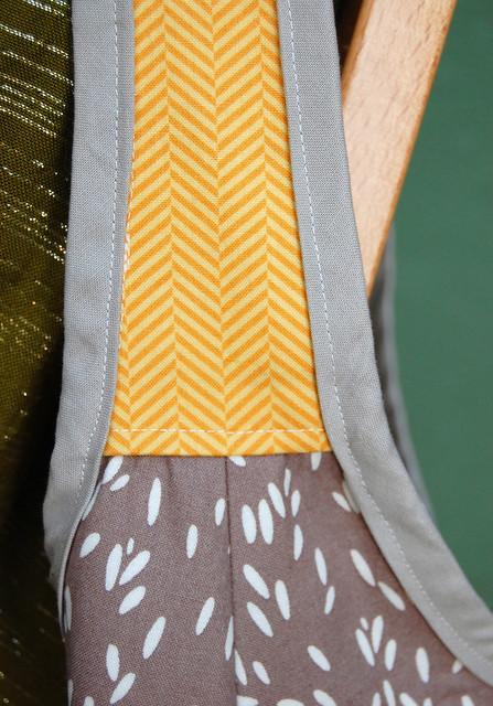 Runaround Bag (Strap detail)