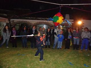 Tradicional Posada Navideña 2012
