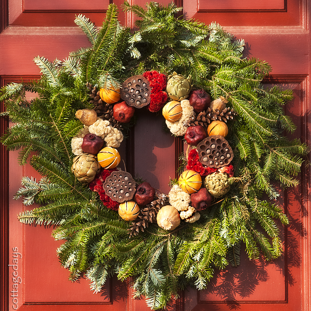 Williamsburg Christmas Decorating Ideas: Cottage Days And Journeys: Colonial Williamsburg