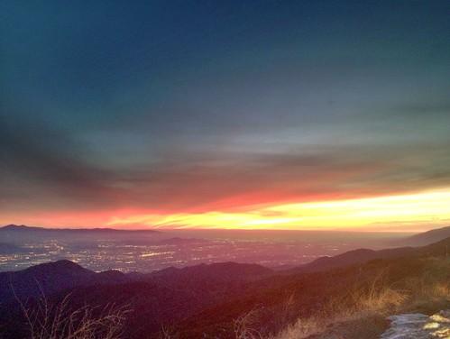 california sunset darkness sunsets socal sunrises