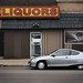 Laurie's Liquors by pantagrapher