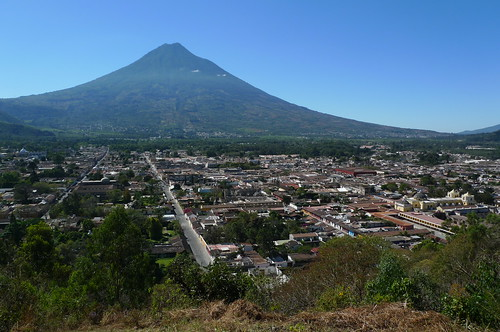From the Mirador - Antigua, Guatemala