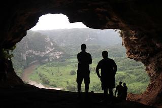 Image of Cueva Ventana near Arecibo. puertorico