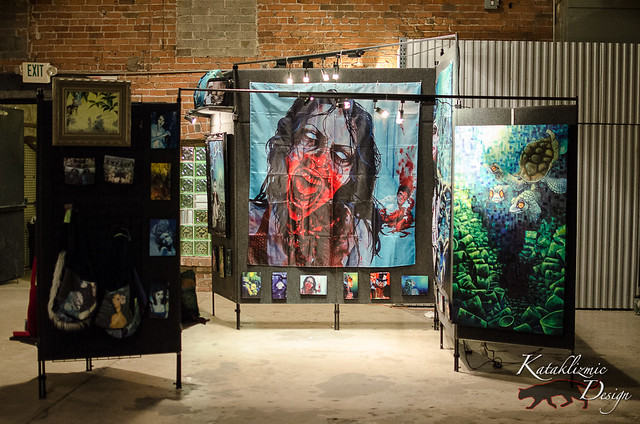 The After - A World Inside My Head | Art Show @ The IceHouse