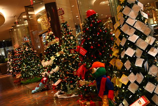 Festival of Trees 2012 @ Four Seasons Hotel