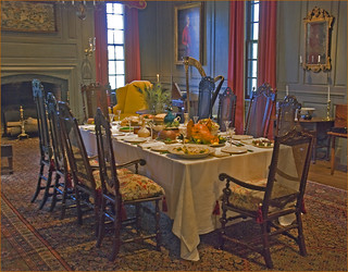 Winterthur Museum and Gardens の画像. winterthurde roncogswell formaldiningroomwinterthurde christmasatwinterthur2012