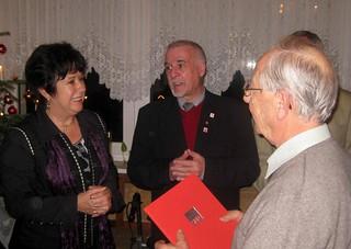 Rudi Müllerklein gehört 40 Jahre der SPD an