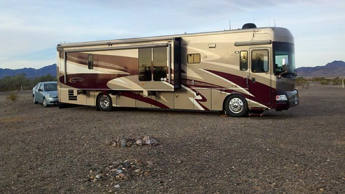 Quartzsite by RV Bob