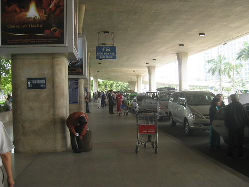 taxi aeroport saigon