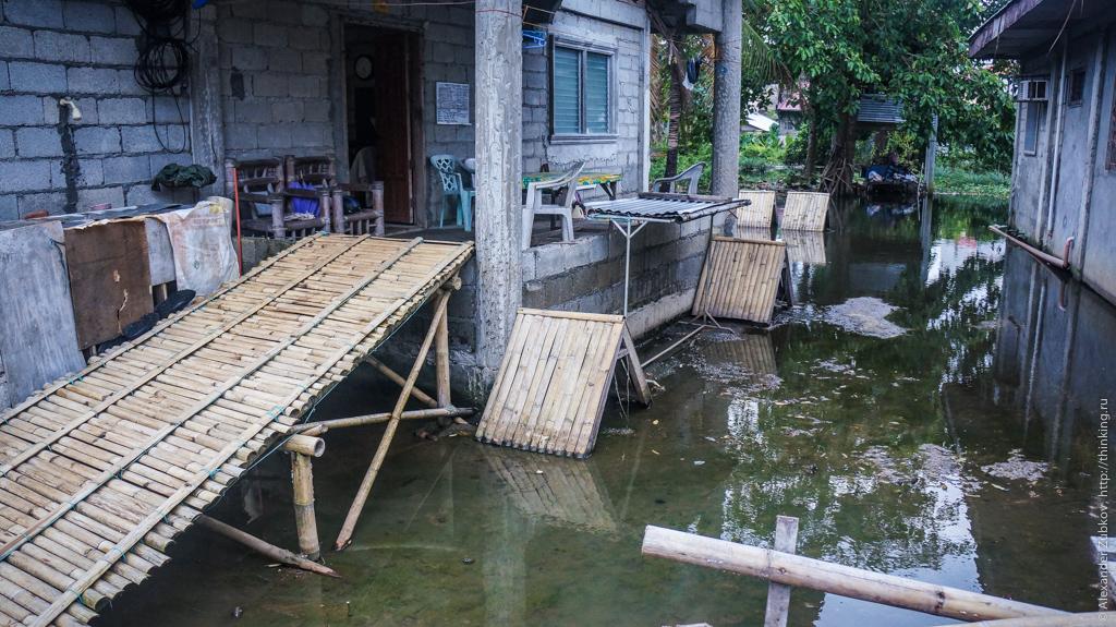 Быт местных жителей на острове Боракай