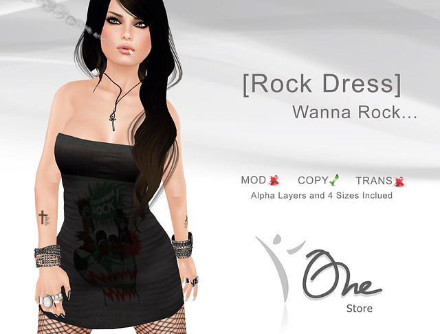 [Rock Dress] Wanna Rock...