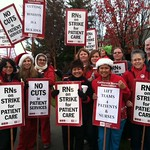 San Jose Nurses to Begin Two-Day Strike Thursday Cite Concerns over Safe Staffing, Proposed Pension