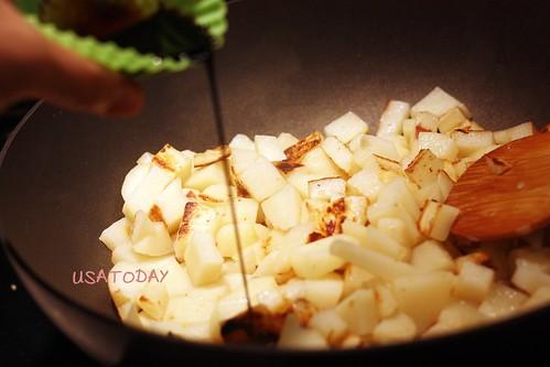 韓式馬鈴薯 Korean potato 8