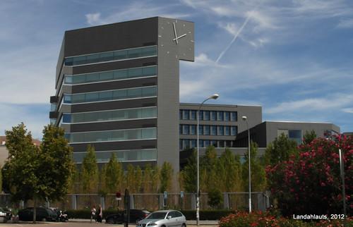 Edificio Administrativo Múltiple de Almanjáyar