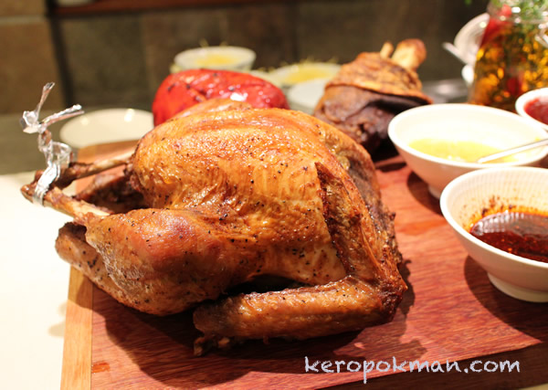 Festive Feasting @ PARKROYAL on Beach Road