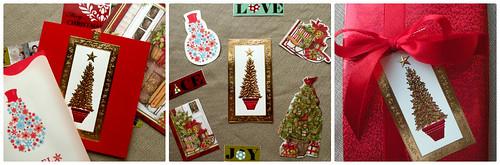 Mrs. Fields Secrets Gift Tags