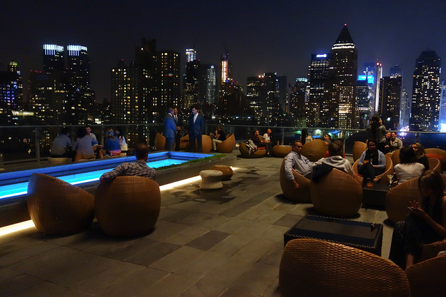 The Refinery Hotel Nyc Rooftop