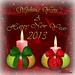 Happy New Year 2013 by MelineMinassian