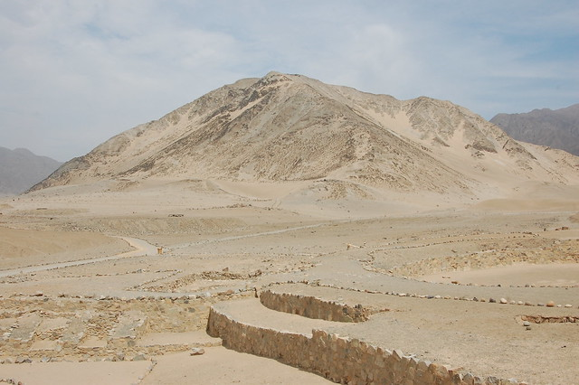 Foothills at Caral