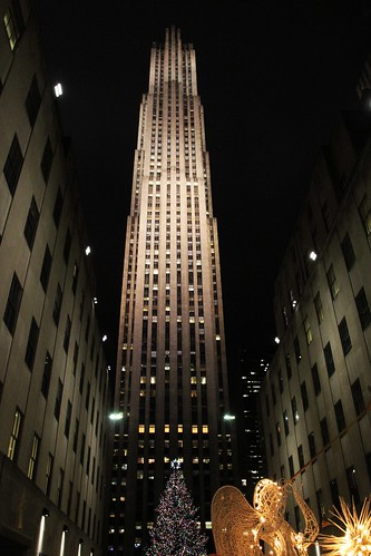 At Rockefeller Center by ShellyS