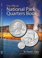 National Park Quarters book