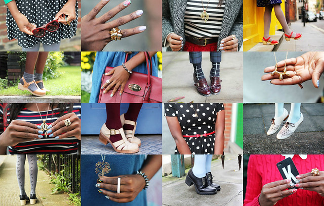 what i wore 2012 ootd
