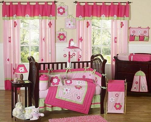 Decoraci n dormitorios para bebes ni as 10 ideas de ropa - Decoracion habitaciones de bebe nina ...