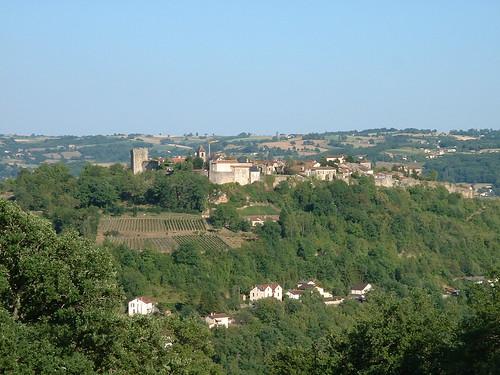 [055-002] Capdenac - L'oppidum de Capdenac-le-Haut
