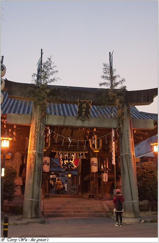 櫛田神社&川端商店街&博多運河城拉麵競技場