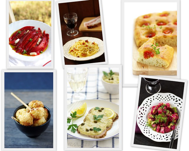 Savory recipes (best of 2012?)