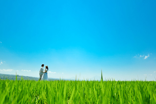 Rice Terrace Pre-Wedding